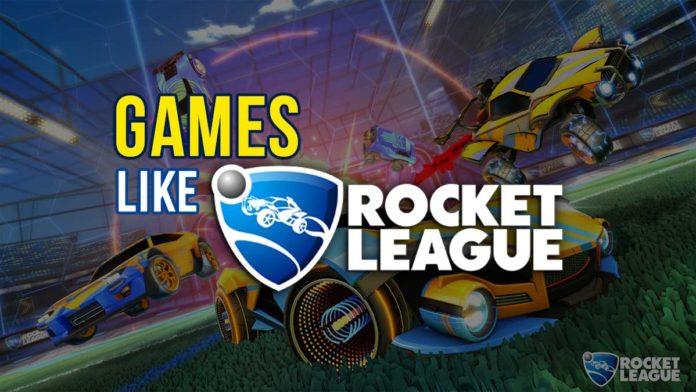 Games Like Rocket League