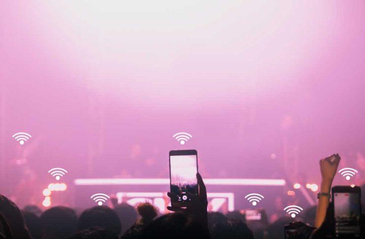 event wifi
