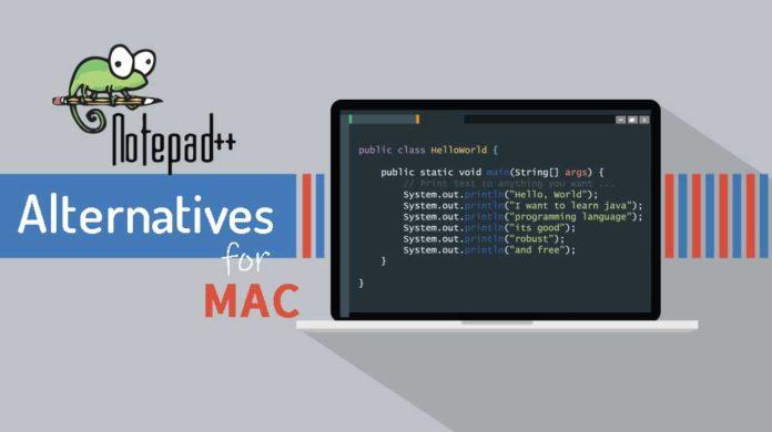 notepad++ mac