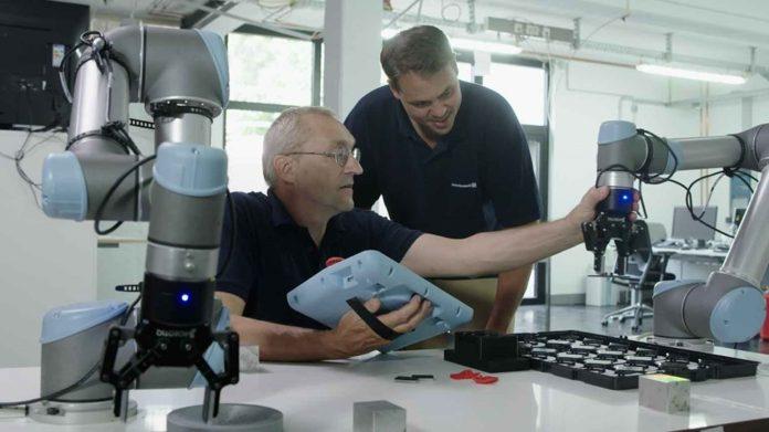 Implementing Robotic Machine